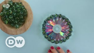 DIY - A lantern made of marbles | DW English - DEUTSCHEWELLEENGLISH