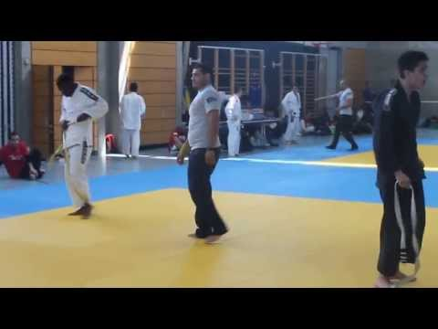 André Buakaw Second Combat BJJ Neuchatel Competition