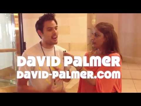 David Palmer, RealityTV Star, Astrologer, DJ Interview with Nadiya Shah