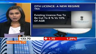 Market Pulse: Give DTH Licence For 20 Yrs : TRAI - BLOOMBERGUTV