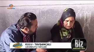 Uzunkuyu Yaylası Cemile İşlek & Fatma Yayan KON TV'de