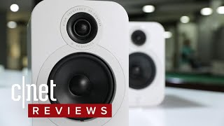 These affordable Q Acoustics speakers sound great - CNETTV