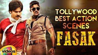 Tollywood Best Action FASAK Scenes | Pawan Kalyan | Mahesh Babu | Allu Arjun | Telugu Action Scenes - MANGOVIDEOS