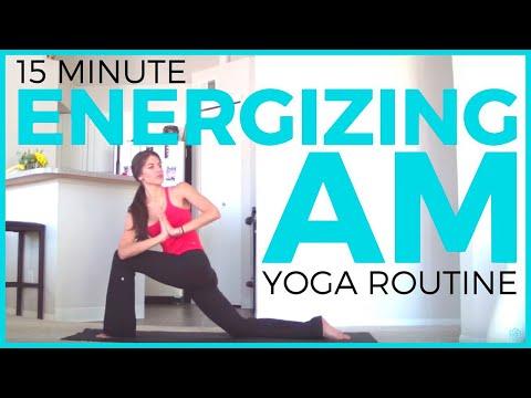 Morning Energizing Yoga