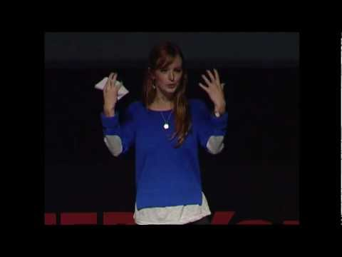 TEDxYouth@Castilleja - AHNA O'REILLY