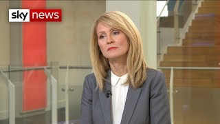 Esther McVey says she will now back 'bad deal' - SKYNEWS