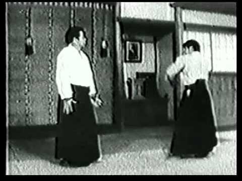 AIKIDO  Morihiro SAITO  TAKEMUSU AIKI (1974)