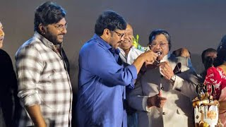 Megastar Chirenjeevi Attended producer C Kalyan 60th Birthday celebrations and grand party - TFPC