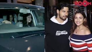 Sidharth Malhotra, Katrina Kaif & Parineeti Chopra to be part of the same project? | Bolly Quickie - ZOOMDEKHO