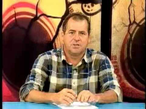 Programa Papo de Bola exibido dia 18 de março de 2013