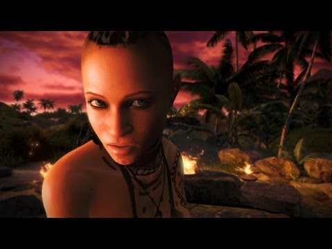 Far Cry 3 - Step Into Insanity Trailer - E3 2012 HD