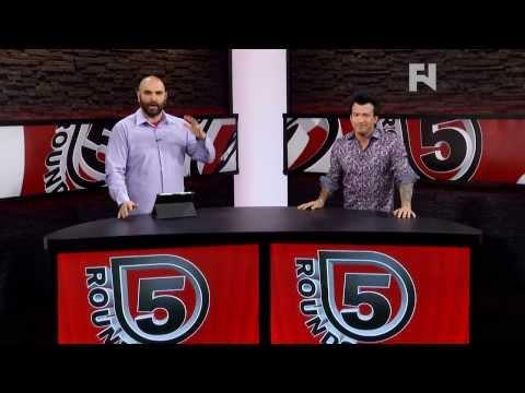5 Rounds on UFC 168, Silva vs. Weidman 2, Rousey vs. Tate 2, Robin Chats With Jon Jones & More