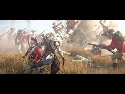Assassin's Creed 3  - E3 Official Trailer [PL]