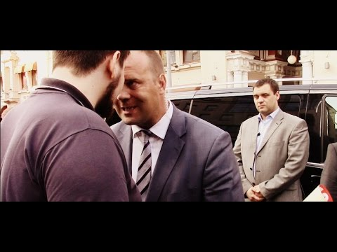 Stop a Douchebag - The Day of the Car Guard