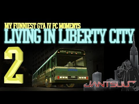 Living in Liberty City 2 - GTA IV Machinima