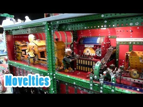 SkegEx Meccano Show 2010 - Novelties