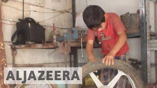 Syria's war: Generations of children deprived of education - ALJAZEERAENGLISH