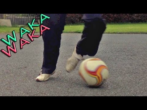 Reverse Step Over Turn (Tutorial) :: Football / Soccer Dribble