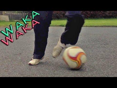 Reverse Step Over Turn (Tutorial) :: Football / Soccer Dribble