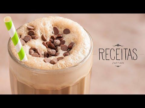 Milk shake de café - Receitas Zaffari