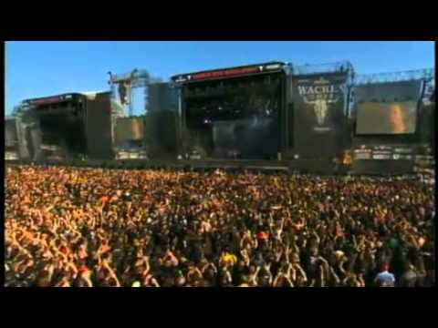 Trivium - Pull Harder On The Strings Of Your Martyr LIVE - WACKEN 2011