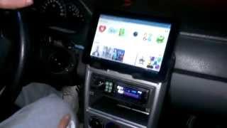 Держатель для телефона в машину своими руками