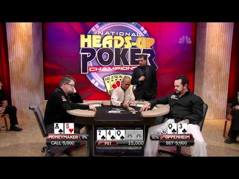2011 National Heads-Up Poker Championship Episode 8 HD