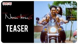 Nenu Lenu Telugu Movie Teaser | Harshith, Sri Padma | Ramu Kumar - ADITYAMUSIC