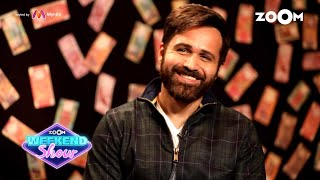 Why Cheat India | Emraan Hashmi & Shreya Dhanwanthary | Interview & Movie Review | Zoom Weekend Show - ZOOMDEKHO