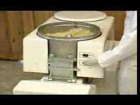 máquina para pastel