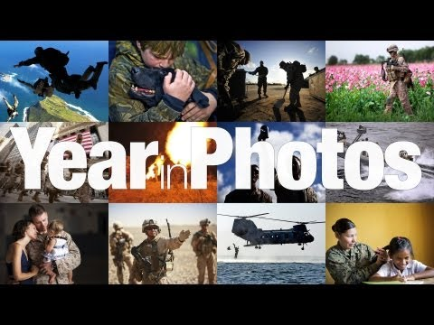 Marine Corps Year in Photos - 2011