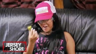'Snooki's Pickles' Official Throwback Clip | Jersey Shore | MTV - MTV