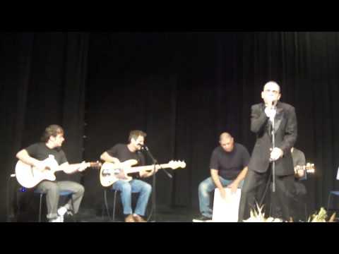 piu-piu & sua banda @ livraria cultura: vila mimosa (agradecimentos e apresentação da banda)