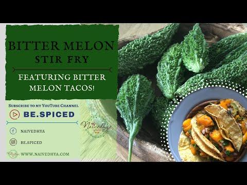How to Cook Bitter Melon   Karela   Ayurvedic Recipe
