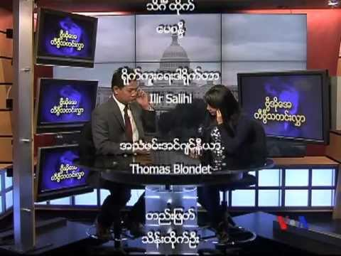 Burmese TV Update 05-25-2013