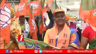 AP BJP Leaders Special Focus on Modi Guntur Meeting After Shah Serious Warning | Loguttu | iNews - INEWS