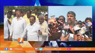 TTDP Leaders Meeting With Chandrababu Over Seats Allocation Mahakutami in Vizag | iNews - INEWS