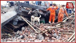 अवैध इमारतों पर एक्शन में सरकार! पहले क्यों नहीं दिखीं अवैध इमारतें? - AAJTAKTV