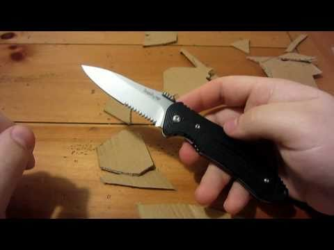 Knife Review : Kershaw Nerve (Model 3420ST)