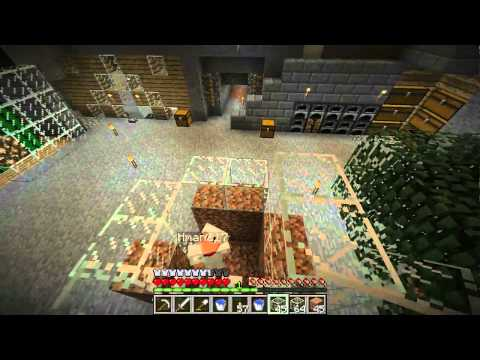 Minecraft Underground Survival Ep. 10 - Mob Trap