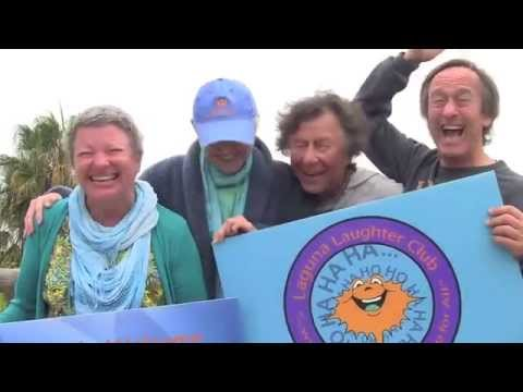 Laguna Laughter Yoga on the Beach