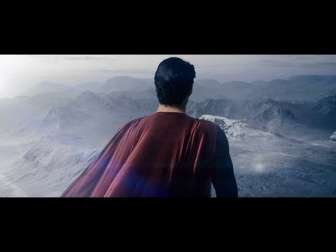 Man of Steel - Official Trailer 3 [HD]