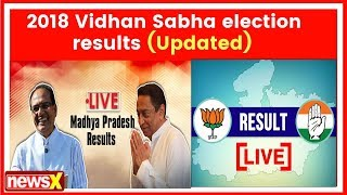 Catch all the latest updates of  2018 Vidhan Sabha election results - NEWSXLIVE