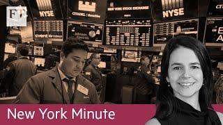 All eyes on oil | New York Minute - FINANCIALTIMESVIDEOS