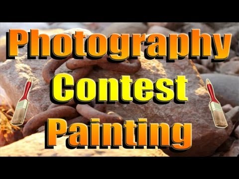 Photography Contest Painting - Steve's Art Studio