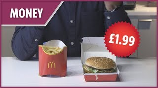 McDonald's HACK! How to get a Big Mac and fries half price EVERY DAY - THESUNNEWSPAPER