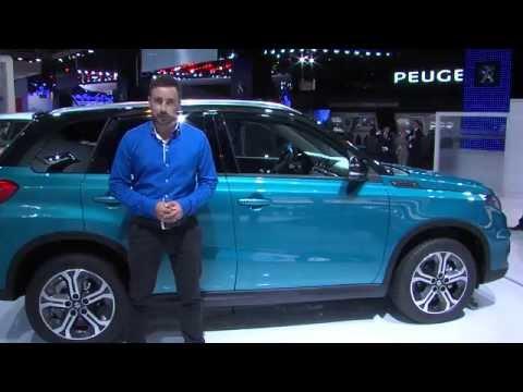 Autoperiskop.cz  – Výjimečný pohled na auta - Suzuki – Autosalon Paříž 2014