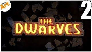 Прохождение The Dwarves - 2 - Черное Ярмо