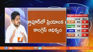 JDS May Be Kingmaker In Karnataka Assembly Election Results |BJP Leading In Counting |Dabate| iNews - INEWS