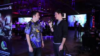 PlanetSide 2 Ultimate Empire Showdown | Adam Clegg Gaming Pre-Game Interview